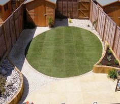 new build garden design - Google Search