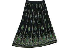 "Boho Long Sequin Skirt Women Black Dcrapechic Beaded Gypsy Skirts 36"" Mogul Interior, http://www.amazon.com/dp/B009RFSPEM/ref=cm_sw_r_pi_dp_M82Fqb1TA94N5"