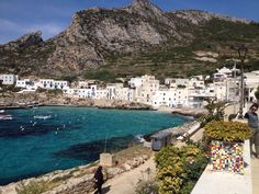 Levanzo in may