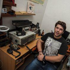 Corfu Island SV8PEQ Radio Shack