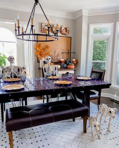Designed by @athomewithjenna Dining Room, Dining Table, Home Free, Unique Colors, Area Rugs, House, Furniture, Design, Home Decor