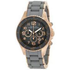 Marc Jacobs Quartz Rock Rosegold and Gray Dial Women's Watch MBM2550