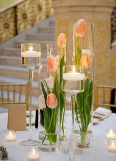 Adorable 35+ Stunning Centerpiece For Perfect Wedding Inspiration  https://oosile.com/35-stunning-centerpiece-for-perfect-wedding-inspiration-11359