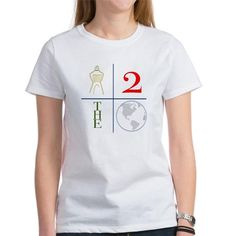 Joy To The World Pictograph T-Shirt