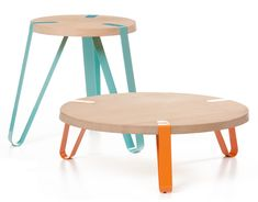 the Level tables - Designstudio Vandaag
