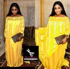 Dress hijab chiffon 40 Ideas for 2019 African Maxi Dresses, Latest African Fashion Dresses, African Print Fashion, Africa Fashion, African Attire, African Wear, Nigerian Fashion, African Lace Styles, Ankara Styles