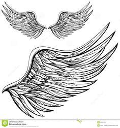 aile-d-ange-de-dessin-animé-12591374.jpg (1300×1390)