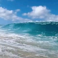 Waves After Waves, Big Waves, Ocean Waves, Ocean Pictures, Nature Pictures, Waves Photography, Landscape Photography, Ocean Video, Photo Frame Design
