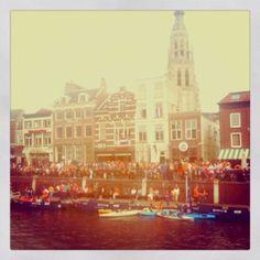 Queens Day, Breda, Netherlands