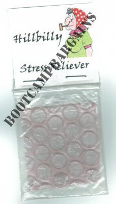 Hillbilly Stress Reliever (Gag Gift Prank Joke)