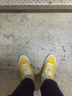 Converse one star #sunflower