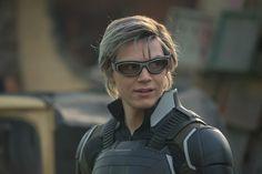 | Evan Peters as Quicksilver - X-men : Apocalypse |