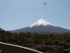 volcán Osorno Mount Rainier, Chile, Mountains, Nature, Travel, Volcanoes, Scenery, Naturaleza, Viajes