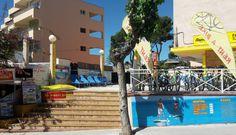 "Super Strandliegenverleih in Paguera ""Strand Tora"" bei Lidia und Marco Fun, Paddles, Sea Sports, Renting, Tours, Lol, Funny"