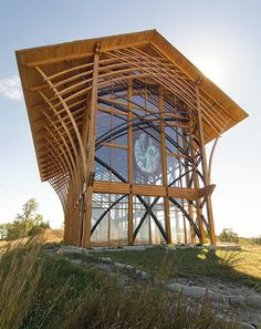 Marvelous Built Atop A Grassy Hill Overlooking The Scenic Platte River Valley, The Holy  Family Shrine