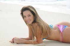Blog Oficial Lidia Barbieri: Ensaio Fotográfico para a Revista Surfar ( 52 Fotos )