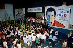 Evento Juventude com Eduardo Paes