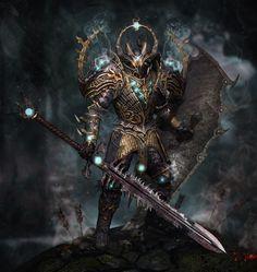Tzeentch Knight (Taras Skorobruh)