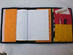 Capa de agenda ou caderno