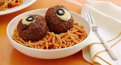 Spaghetti Eye balls