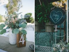table numbers/table arrangements