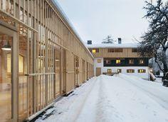 Umbau und Erweiterung Hotel Tannerhof in Bayrischzell | DETAIL Inspiration