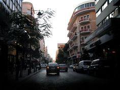 Hamra Street... Beirut