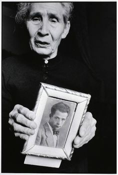 *      Letizia Battaglia began her photography career in the ea...