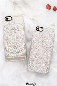 Click through to see more mandala lace iPhone 6 case designs >>> https://www.casetify.com/collections/iphone-6s-mandala-cases#/?device=iphone-6s | @casetify