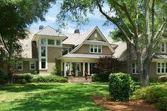 South Carolina Homes - traditional - Exterior - Charleston - Michael Kelley Photography