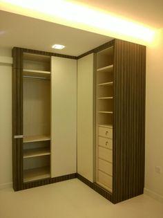 l shape wardrobe built in wardrobe pinterest. Black Bedroom Furniture Sets. Home Design Ideas