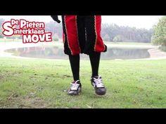 Dans instructie van De Pieten Sinterklaas Move - Party Piet Pablo