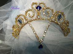 Ballet. Headpiece. Tiara. Made by Helen shawsmith