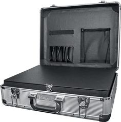Clipper And Accessory Carry Case Large Black