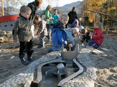 water playground examples