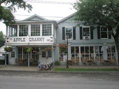 Apple Granny- Lewiston, New York