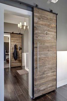 Old Barn Boards: New Decor Ideas - www.nicespace.me