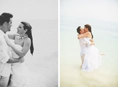Creative wedding photography - destination wedding - Jamaica - Hawes Photography