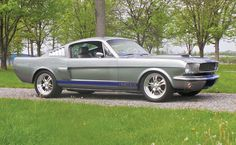 1965 Ford Mustang Pro Touring Fastback