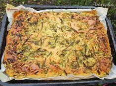 Rýchly voňavý bylinkový posúch (fotorecept) Lasagna, Quiche, Ale, Veggies, Pizza, Breakfast, Ethnic Recipes, Food, Basket