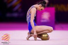 Natalia Poliakova (Slovakia), European Championships (Budapest) 2017