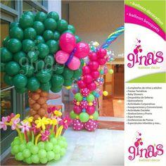 deco de globos