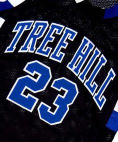 NATHAN SCOTT  23 One Tree HiLL RAVENs Jersey Black Basketball New - All  sEWN e85a0fa96