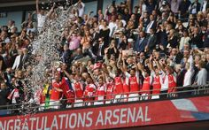 FA Cup Final 2017 - Arsenal 2 - 1 Chelsea in the repeat of the 2002 FA Cup Final after the emotional tribute to 22 innocent children in the Manchester Arena tragedy R.I.P and achieving the 13th FA Cup winner.