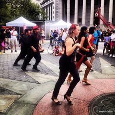 Lorenz Latin Dance Studio / NYC Summer Streets 2013