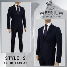 Ricorda, un abito racconta sempre chi sei. Se sei ImPerium, sei eleganza. Scopri tutta la raffinatezza di un abito italiano, ti aspettiamo