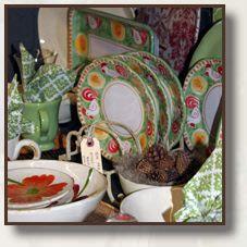 Vietri Italian pottery...it's a lifestyle.