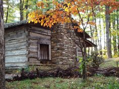 7 Best Historic Places in North Carolina to Visit - The Hickory Ridge Living History Museum in Boone, NC - Lake George Village, Log Home Decorating, Old Churches, Romantic Places, Interesting History, Cabins In The Woods, History Museum, Historical Sites, The Great Outdoors