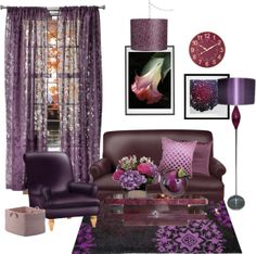 """""""Purple Petals"""" by snje2105 on Polyvore"""