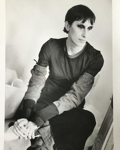 Winter '91-'92 Martin Margiela, photo Marina Faust Email rarebooksparis@gmail.com for info #margielaarchives